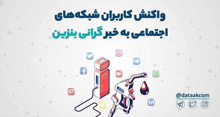 Photo of واکنش کاربران شبکههای اجتماعی به خبر گرانی بنزین