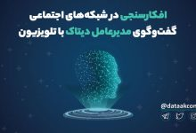 Photo of افکارسنجی در شبکههای اجتماعی | گفتوگوی مدیرعامل دیتاک با تلویزیون