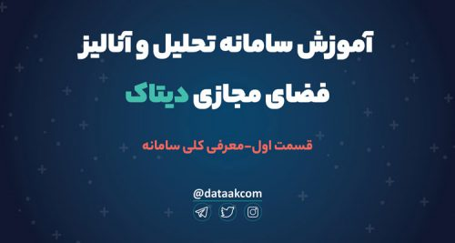 Photo of آموزش سامانه تحلیل و آنالیز فضای مجازی دیتاک
