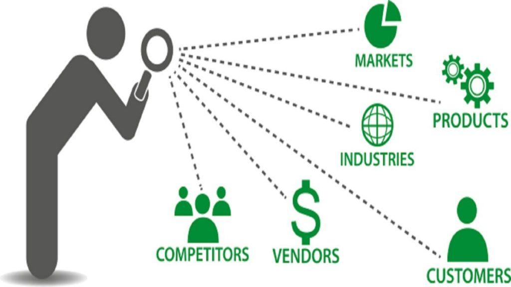 Marketing intelligence- هوش بازاریابی