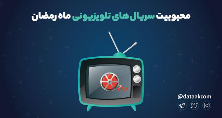 محبوبیت سریال های تلویزیونی_ماه_رمضان