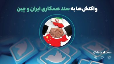 Photo of قرارداد ایران و چین | واکنشها در توییتر به سند همکاری ۲۵ ساله ایران و چین