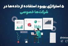 Photo of ۵ استراتژی بهبود استفاده از دادهها برای کسب و کار