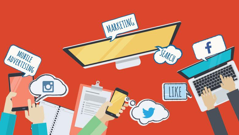 تبلیغات در شبکه های اجتماعی / روشهای تبلیغات در شبکه های اجتماعی