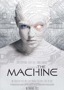 فیلم The Machine