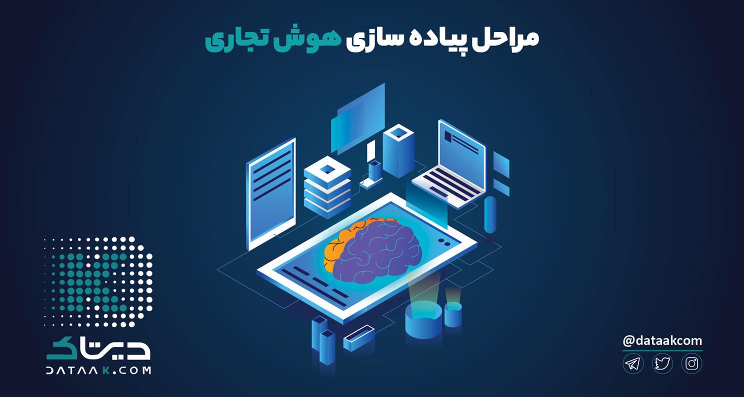پیاده سازی هوش تجاری