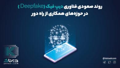 Photo of روند صعودی فناوری دیپ فیک (Deep fake) در حوزههای همکاری از راه دور